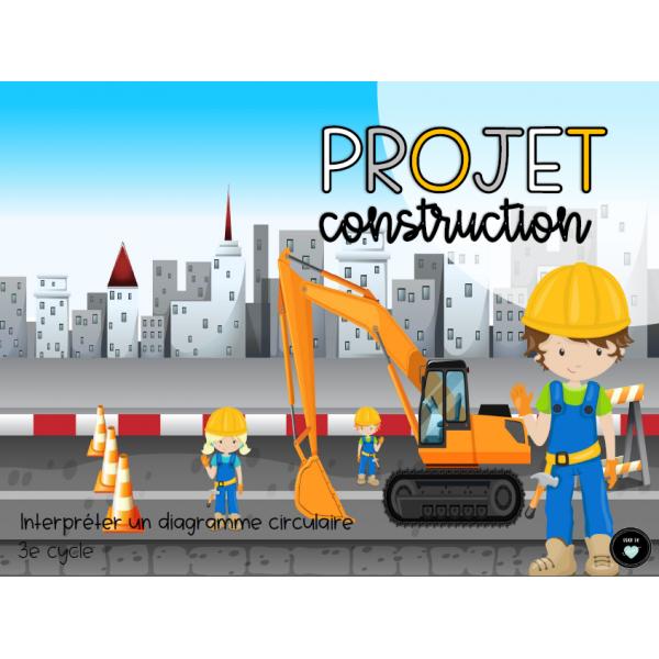 Projet construction - le diagramme circulaire