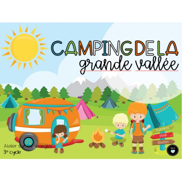 Camping de la grande vallée - les triangles
