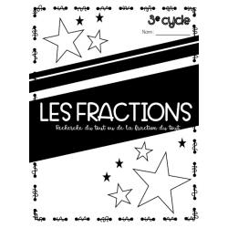 Les fractions - recherche tout vs fraction