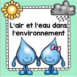 L'air et l'eau (immersion)