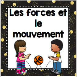 Les forces et le mouvement (immersion)