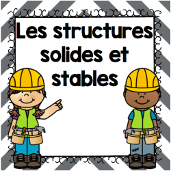 Les structures solides et stables (immersion)