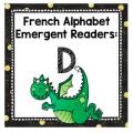 Livre débutant (alphabet - lettre D)