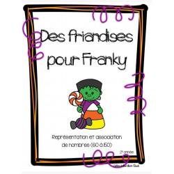 Les friandises de Franky