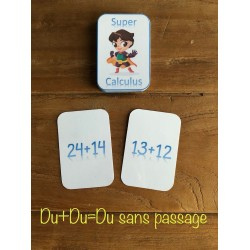 Super Calculus Du+Du sans passage