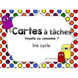 Voyelle ou Consonne