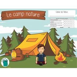 3e cycle - Le camp nature