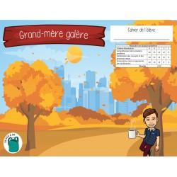 3e cycle - Grand-mère galère
