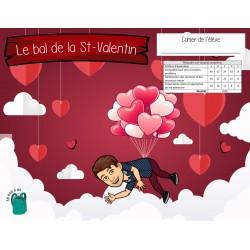 3e cycle - Le bal de la St-Valentin