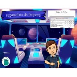 3e cycle - Exploration de l'espace