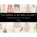 Traditions de Noël - Compréhension de lecture