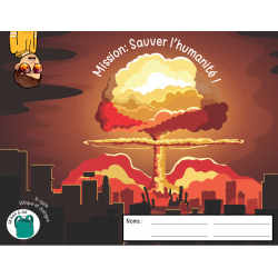 ECR - Mission: Sauver l'humanité !