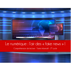 """ Fake News"" - Compréhension de lecture"