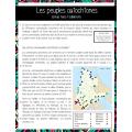 Communautés autochtones - Compréhension de lecture