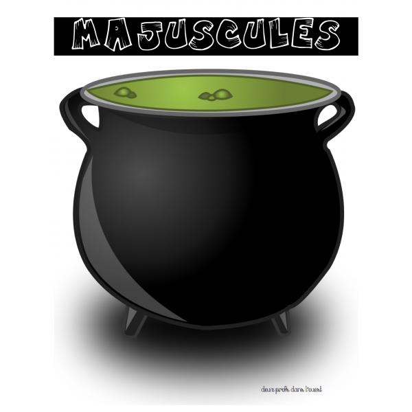 Madge Uscule - mots nécessitants une majuscule