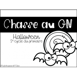 Halloween //Chasse aux GN