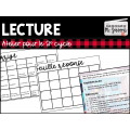 ENSEMBLE: Atelier de lecture // 2e cycle