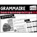 ENSEMBLE: Trousse de grammaire // 2e cycle