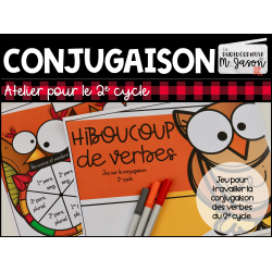 Atelier français: Hiboucoup de verbes