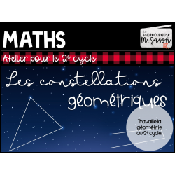 Atelier math: Géométrie // 2e cycle