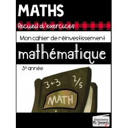 Maths: Recueil d'exercices // 2e cycle
