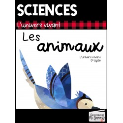 Les animaux // Sciences: 2e cycle