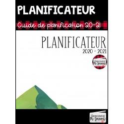 Guide de planification 2020-2021