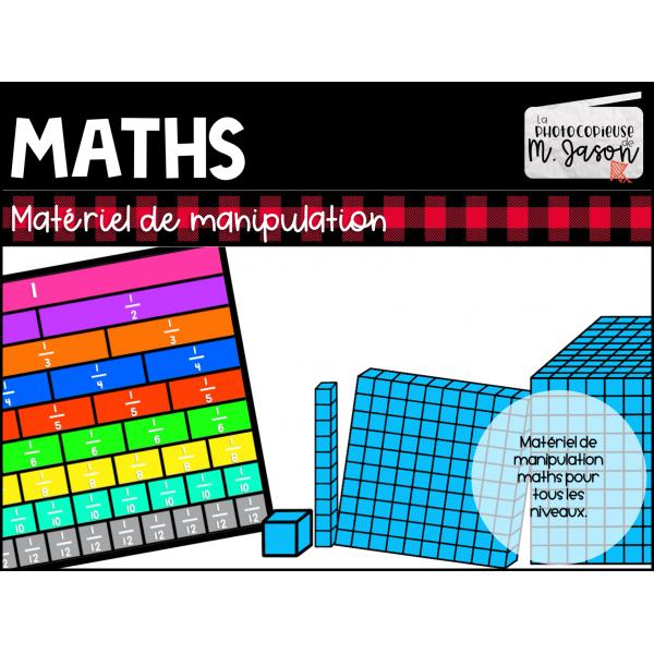Maths //Matériel de manipulation