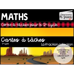 Maths: CàT - Fraction // 2e & 3e cycle