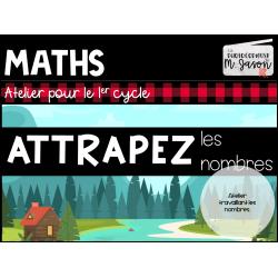 Atelier maths: Attrapez les nombres // 1er cycle