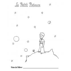 Le Petit Prince - Antoine de St-Exupéry