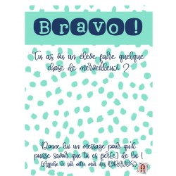 Bravo (post-it)