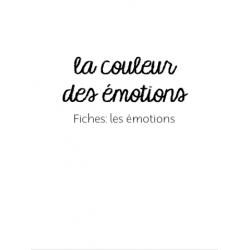 Affiches les émotions