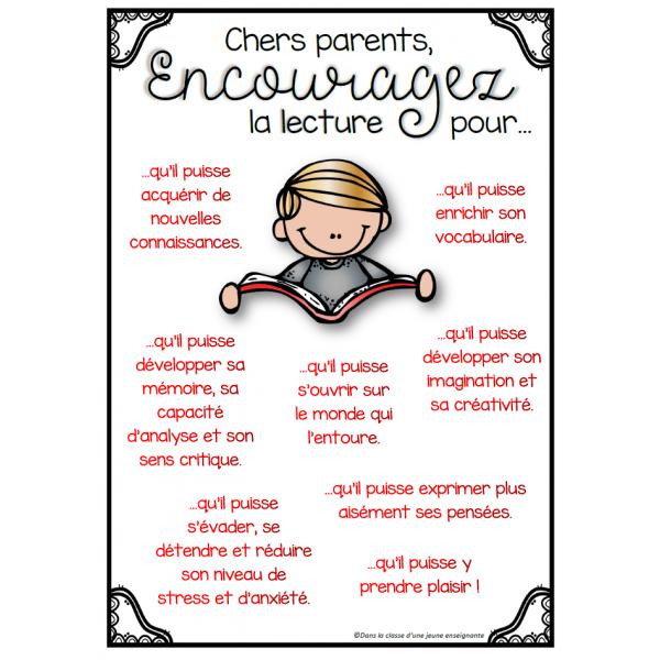 Document - Encouragez la lecture
