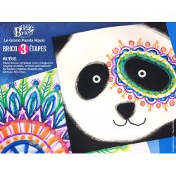 Arts Plastiques : Le Panda Royal