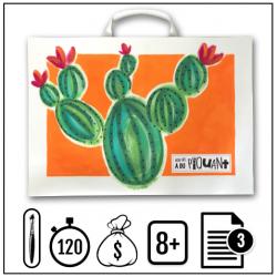 Portfolio « cactus »