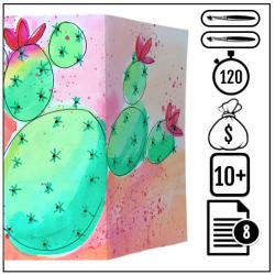 Isoloir « cactus »