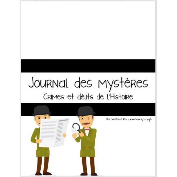 Journal des mystères
