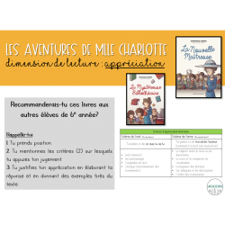 Questions de lecture_Mlle Charlotte