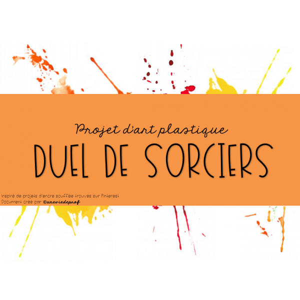 Duel de sorciers_Art