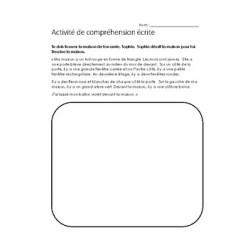 Compréhension orale/écrite - Niveau intermédiaire