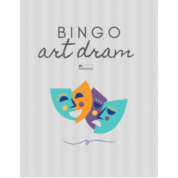 Bingo art dramatique - 26 cartes