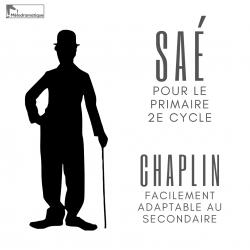SAÉ Art dramatique Charlie Chaplin - Primaire