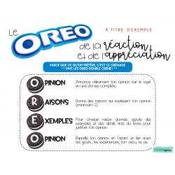 OREO (fiche seule)