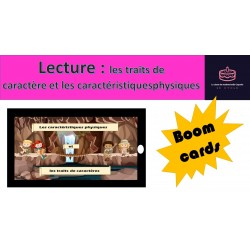 Lecture Boom Cards