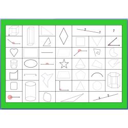 Géométrie Jeux Qui Est-ce ?