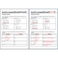 Les nombres naturels et entiers [avec correction]