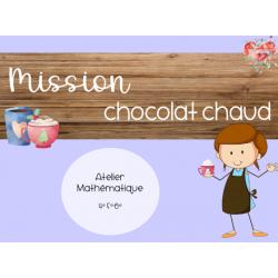 Mission chocolat chaud