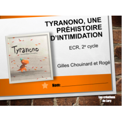 Exploitation de l'album Tyranono (intimidation)