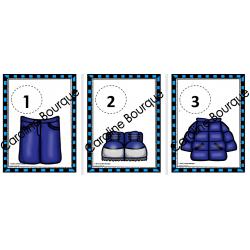 Affiche ordre habillement en hiver